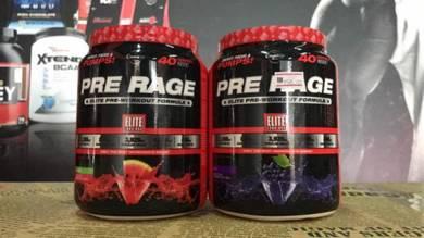 Protein ELITE LABS Pre-Rage