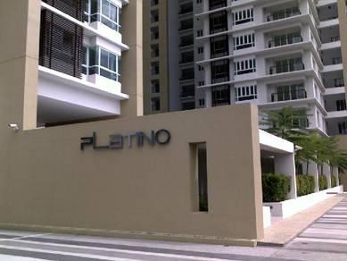Platino condominium - fully renovated - gelugor