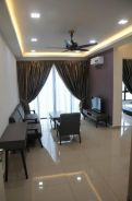 Greenfield regency apt tampoi for rent
