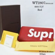 Supreme x lv wallet