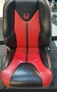 Honda Jazz GE Leather seat depan dan belakang