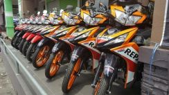 Honda Dash 110 Repsol (0 % GST) Easy Loan
