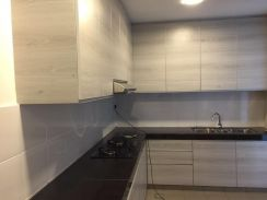 Bay Residence, 15 floor at Likas area. (Fully furnished)