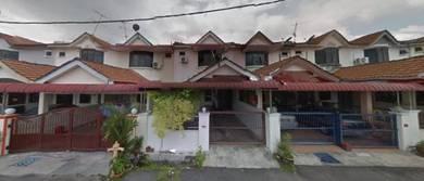 Double storey Terraced Taman Sejahtera, Alma - Bukit Mertajam