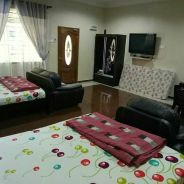 Homestay With Pool 5 unit 9 Rooms Ayer Keroh