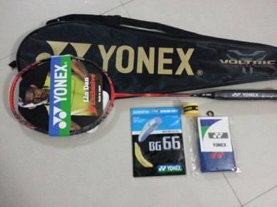 Raket Yonex Voltric Z Force II LCW & Lin Dan