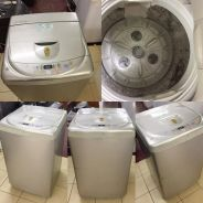 LG 7KG Fully Automatic Washing Machine