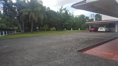Private Bungalow, Likas area (provided genset & gardener)