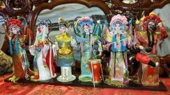 Chinese opera cultural dolls 6 pcs collection SLG