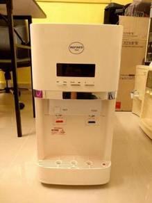 80Refined Clock Water dispenser