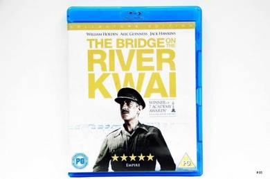Original Bluray - BRIDGE ON THE RIVER KWAI Blu-ray