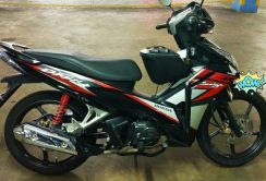 2015 Honda Wave dash 110cc