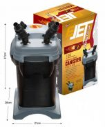 Canister Filter for Freshwater & Saltwater Tank