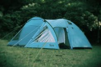 Camping tent bazoongi 1521plus_khemah 6 orang
