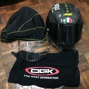 AGV Pista 46 Project Helmet
