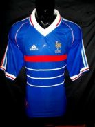 France 1998 home jersey L