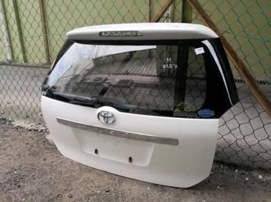 Toyota Wish ANE10 ZNE10 Rear Bonet Bonnet Gate JPN
