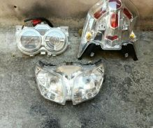 Spare parts Yamaha Lagenda ZR for Sale
