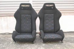 Recaro sr3 lemans tiptop condition