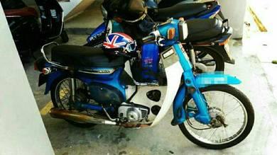 1995 or older Honda cup petak c90 cdi complete