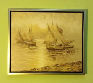 Original handmade oil painting code A32