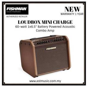 Fishman Loudbox Mini Charge Amp Battery Powered