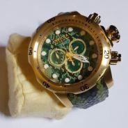 Jam Invicta Green Venom