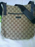 Gucci sling bag, authentic