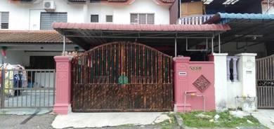 Double Storey Terrace House- Jalan Siantan, Bandar Indahpura, Kulai