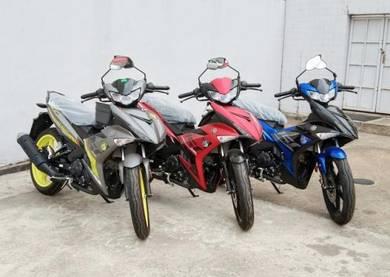 Yamaha Y15 Y 15 Y15ZR V2 - NEW - Deposit 1999 OTR