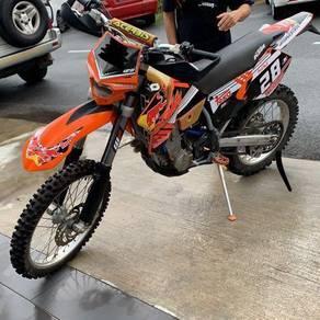 2001 KTM 450 exc