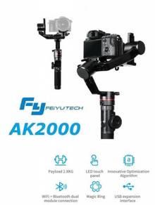 FEIYU AK2000 3-Axis Gimbal Stabilizer