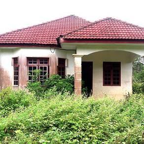 Detached/bungalow kampung bukit batum-tanah merah,kelantan(dc10042841)