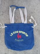 Lecoq sportiv tote canvas bag