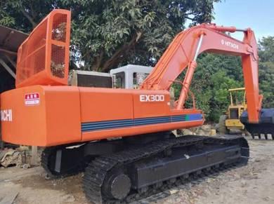 Hitachi Excavator Ex300-1