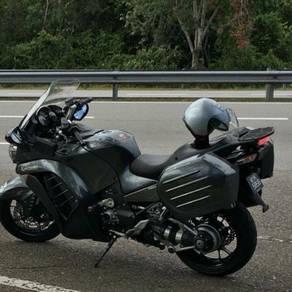 2013 Kawasaki 1400 GTR Cbu