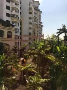 Freehold tropika paradise condominium usj17 next to lrt station
