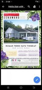 Rumah Teres Setingkat di Taman Pinggiran Senawang Seremban