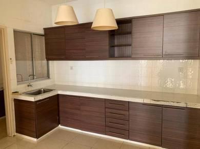 Built In Kitchen Cabinet PV6 Condominium Taman Melati