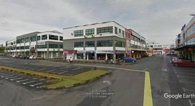 Mukah 3 storey shophouse New Township
