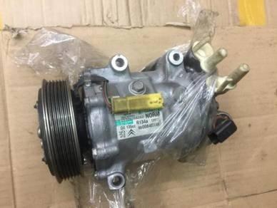Peugeot AC Compressor many model ada warranty