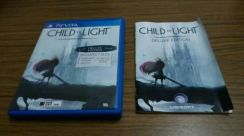 Child of Light Ps Vita DELUXE EDITION.