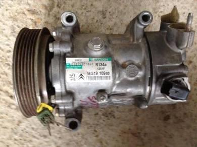 Citroen C2 C3 C4 Peugeot 307 206 Aircon Compressor