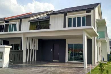 NEW 2-Storey Terrace in Karak Town, Pahang (FREEHOLD)