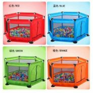 Kids hexagon play pen 02