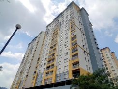 Apartment Lakeview, Taman Jasa Perwira, Selayang