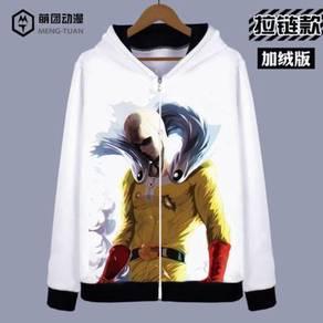 One punch man Saitama sweater hoodie