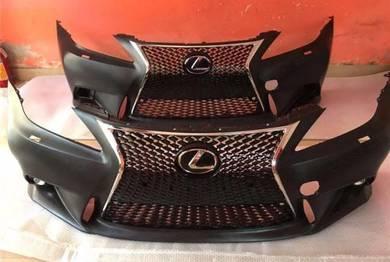Lexus IS250 Convert F Sport Bumper material (pp)