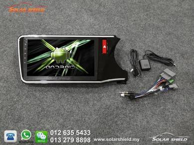 Honda City GM6 2014 2019 Android Player With GPS
