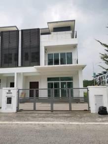 3 Storey Corner Semi-D Suria Villa Cheras 9 Miles,
